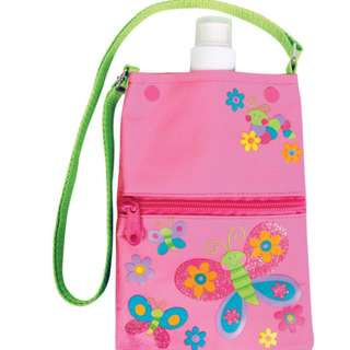 STEPHEN JOSEPH WATER BOTTLE TOTE