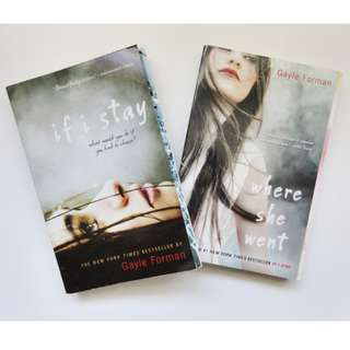 If I Stay Collection (If I Stay #1-2)