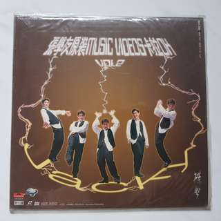 Jacky Cheung 张学友 Laser Disc