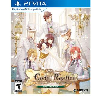 Code: Realize: Future Blessings Limited Edition