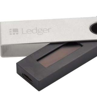 Authorised Reseller - Brand New Sealed Ledger Nano S Cryptocurrency Bitcoin hardware wallet