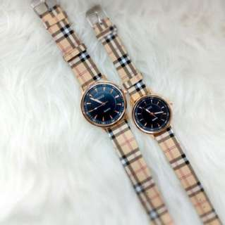 Daniel Wellington DE couple watch