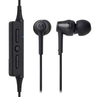 Audio Technica ath-ckr35bt wireless earphone