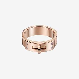 ad5773e2d94dc hermes rose gold ring | Luxury | Carousell Singapore