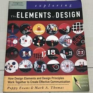 Exploring The Elements of Design (Design Exploration Series)