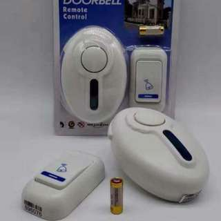 Remote Controlled Doorbell