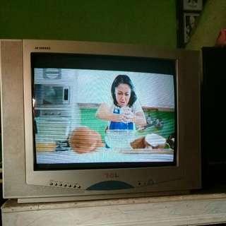 "tv merk tcl 21"""