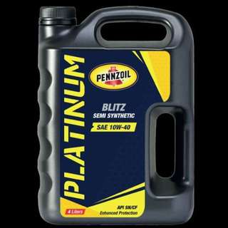 PENNZOIL Blitz Semi Synthetic 10W-40