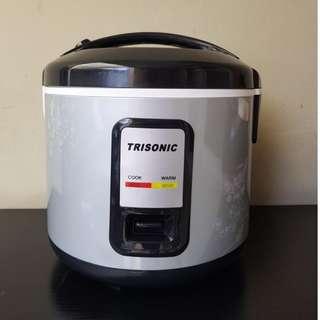 Rice Cooker Trisonic Besar 1.5 Liter Spt Cosmos yang murah