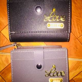 Personalized Coin Purse with Card Holder