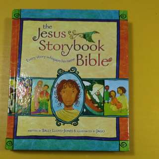 (New)The Jesus Storybook Bible: Every Story Whispers His Name