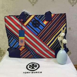 Tory Burch Printed Tote Bags
