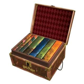 Harry Potter 1-7 Chest / Box Set (Hard cover)