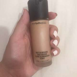 Mac Next to Nothing Face Illuminateur