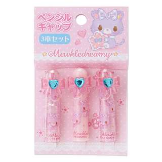 Japan Sanrio Mewkle Dreamy Pencil Cap