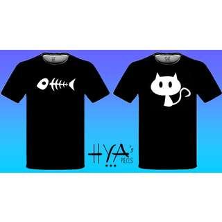 """Couple Shirt """"Cat"""""""