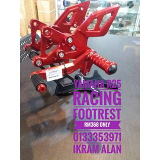 racing footrest for z900,z800,r25,s1000rr or other