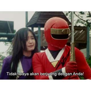 Ninja Sentai Kakuranger Teks Indonesia Episode Lengkap