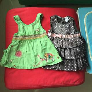 Pre-loved Baby Dress (6-9months)