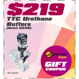 TTC Urethane Buffers