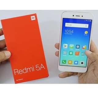 Xiaomi Redmi 5A [2gb ram + 16gb rom]