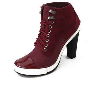 Diesel Women Shoes (100% Original ) goods in stock Y00546-PS839-T4070 紅色 Red