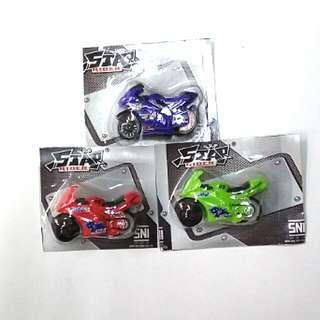 Mini Motorcycle (SNI)