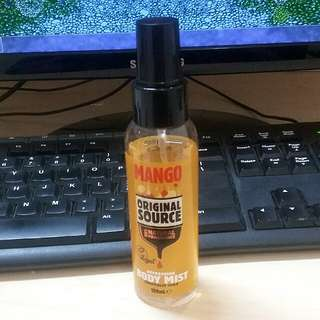 Original Source Mango Body Mist
