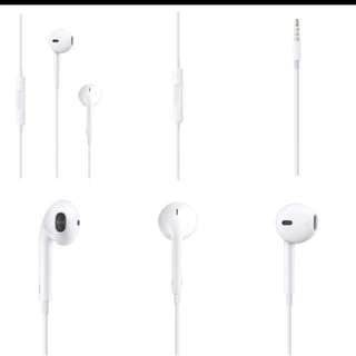 Apple EarPods 配備3.5mm耳筒插頭