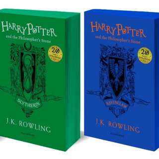 (Ready Stock) Harry Potter 20th Anniversary Edition
