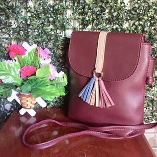 AZALEA Sling Bag (with tassel)