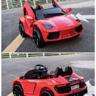 In stock - Lamborghini Scissor doors Kids Electric Car - 3 colors