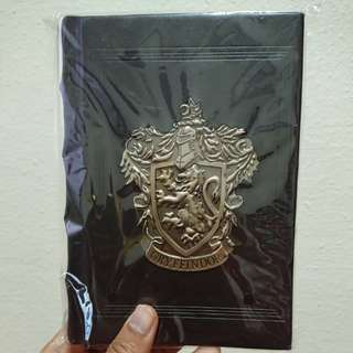 Gryffindor Notebook (Harry Potter USJ merchandise)