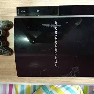 PS3 FAT 80GB CFW
