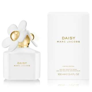 Marc Jacobs Daisy 10th Anniversary Limited Edition EDT for Women (100ml) White
