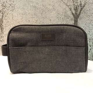 Hugo Boss Classic Toiletry Pouch With Handle