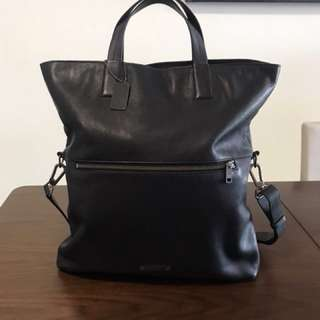 Coach Leather Bag (Authentic)