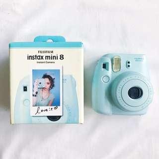 Instax Mini 8 - Blue