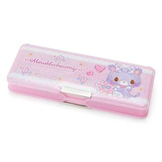 Japan Sanrio Mewkle Dreamy Two Sided Opening Pencil Case
