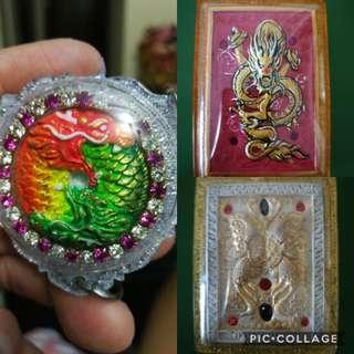 Thai Amulet - Kruba Krissana