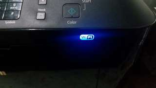 Canon 4in1 wifi Printer P4,500 ONLY