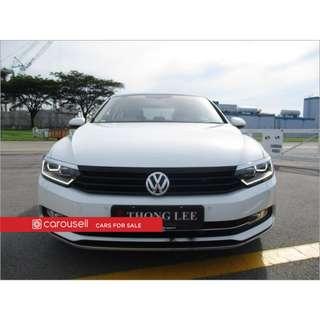 Volkswagen Passat 2.0A TFSI