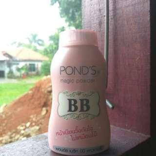 #CNY2018 Ponds BB Powder Ori Bkk