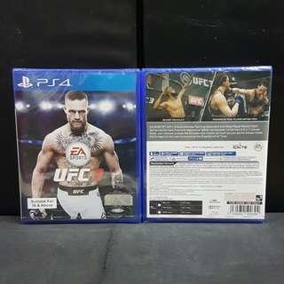 [BN] PS4 UFC 3 (Brand New)