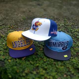 Cap Collection by Zephyr / Vintage Sports