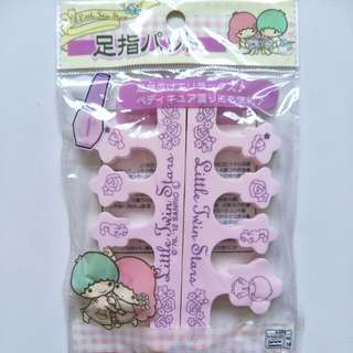 Official Sanrio Little Twin Stars Nail
