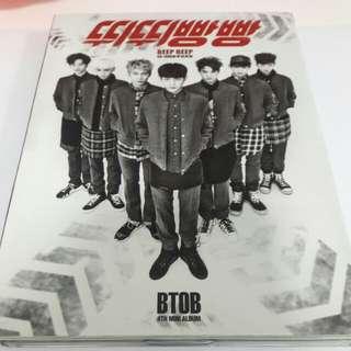 🚚 BTOB第四張迷你專輯
