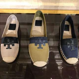 Tory Burch Espadrille for Pre-Order.  PM for details. 💋
