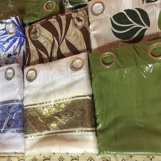 Curtain (free delivery bulacan area)