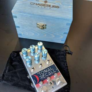 Chasebliss Tonal Recall Delay Chase Bliss Pedal